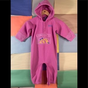 Disney Pooh Baby Cover/ Jacket